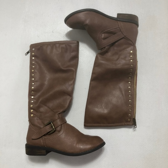 size 3 girls boots